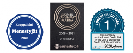 ER-Pakkaus, suomen vahvimmat, menestyjät
